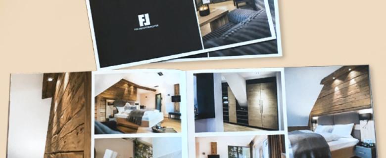 Broschüre Feil Hoteleinrichtung